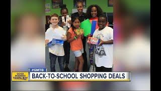 Clearwater police, Walmart unite to collect school supplies for area children