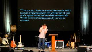 Normal Christianity: Is Divorce Biblical? | Matt Carter