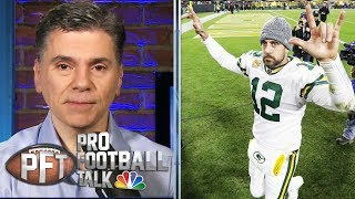 Packers showing signs of being Super Bowl contender | Pro Football Talk | NBC Sports