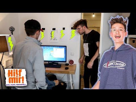 Cedric (25) wäre gerne wie Youtuber Hey Moritz! Hilf Mir - PARODIE I Ceddotalk