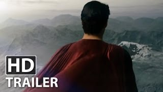 Man of Steel - Trailer (Deutsch | German) | HD | Superman