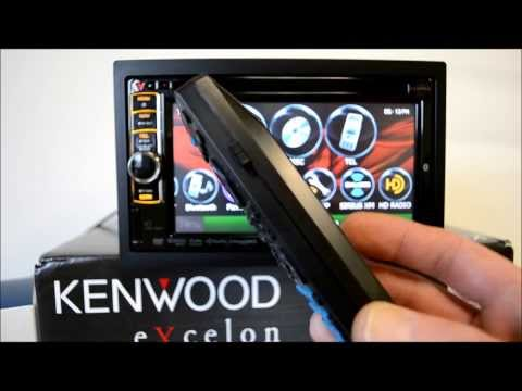 Kenwood Excelon DNX6690HD and DNX6190HD Review