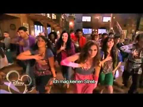 Camp Rock 2 - Can't Back Down - Music Video mit Deutschem Untertitel HQ