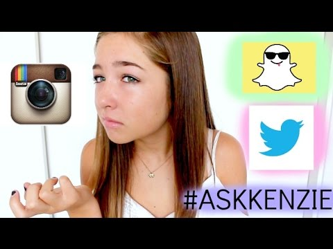 ASK KENZIE #6: Celebrity Parents, Haircut & Bae?!