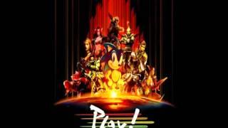 Kaoru Wada Arnie Roth Kingdom Hearts Play A Audio Game Symphony Live