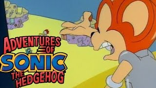 Adventures of Sonic the Hedgehog 145 - Super Robotnik
