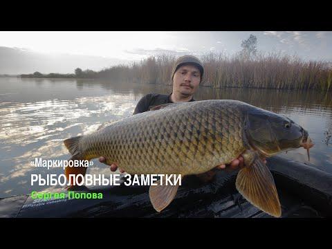 Маркировка. Рыболовные заметки Сергея Попова - 4 Серия.