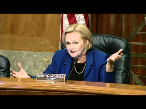 McCaskill targets widespread waste in sprawling food service contracts