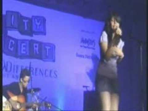 Download Aisya performing Imagine by John Lennon @ Unity Concert Mp4 baru