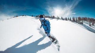 GoPro Fusion - Steamboat Backcountry Shred
