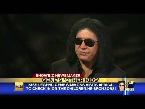 Gene Simmons' emotional confessions