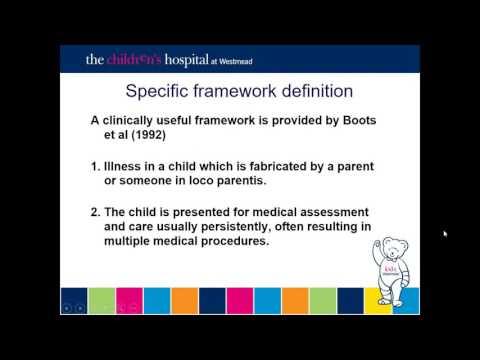 "ISPCAN Webinar Series - Sept 2016 ""Medical Child Abuse"" thumbnail"