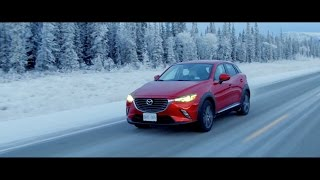 Brad Martin hits the peaks with his Mazda CX-3 AWD