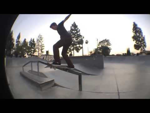 Iphone montage at Westminster Park with Chase Webb