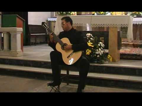 Rubén Abel Pazos plays Rondeña from R. Sainz de la Maza