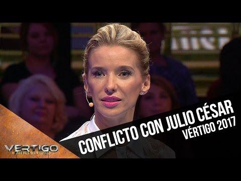 Claudia Schmidt y su relación con Julio César | Vértigo 2017