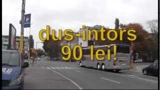 Autocare Constanta - Bucuresti prin GSM TRANS