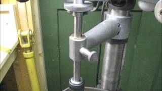 SHOP MADE TAP GUIDE - CAST ALUMINUM