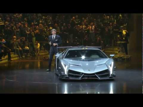 New Lamborghini Veneno HD First Commercial 2014 Carjam TV HD Car TV Show
