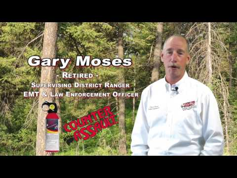 Bear Spray Expert on Counter Assault Bear Deterrent