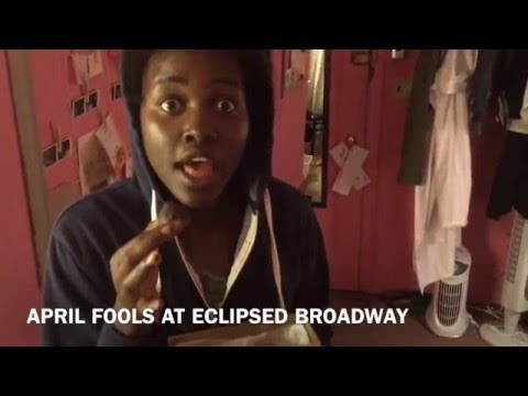 Lupita Nyong'o Plays Prank on Eclipsed Broadway Cast