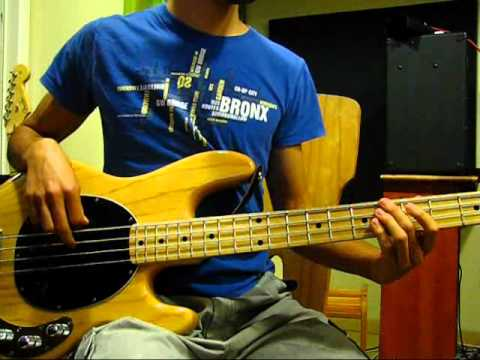 how to sing and play bass