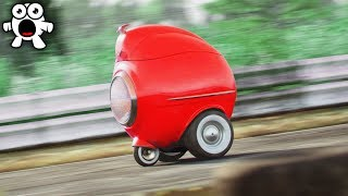 Top 10 Coolest Mini Cars You Won't Believe Actually Exist