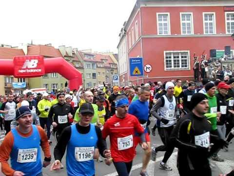 IV Półmaraton Ślężański Sobotka start