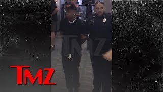 Rapper Plies Arrested at Tampa Airport After Gun Found in Carry-On Bag   TMZ