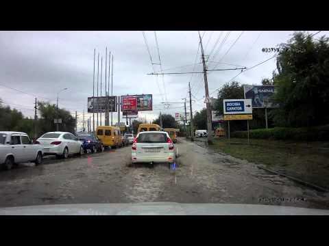 Волгоград после дождя - 28.08.2014