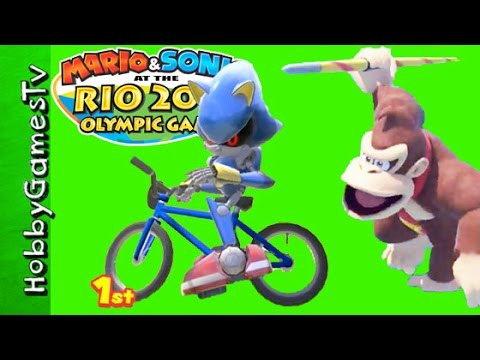 2016 Rio Olympics Game BMX Javelin HobbyGamesTV