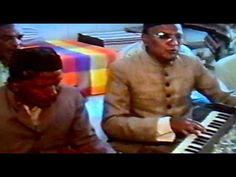 Aaj Rang Live -  Fareed & Saber Qawwal Hyderabad Deccan video