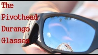 Pivothead durango video recording sunglasses Hands on Review
