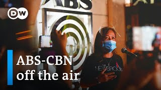 Philippines biggest TV network ABS-CBN loses franchise| DW News