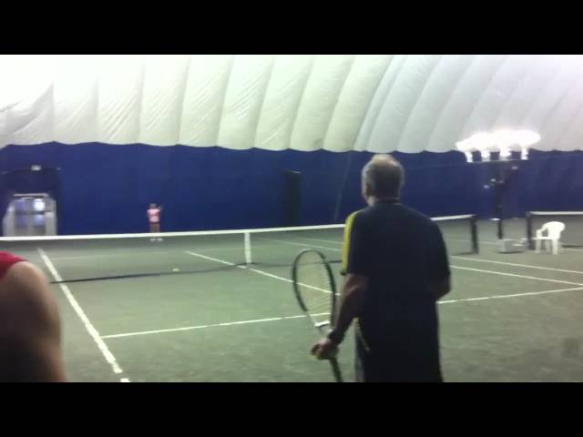 Forehand attacking progression