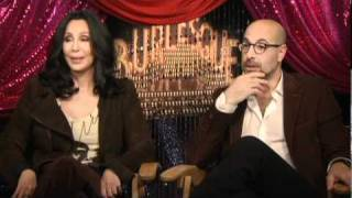 Cher and Stanley Tucci Interview - What Do You Want Fans to Take Away?