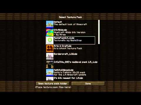 Minecraft Tutorial - New McPatcher HD Fix [GERMAN]