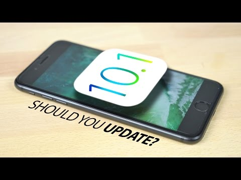 iOS 10.1 Review - Should You Update?