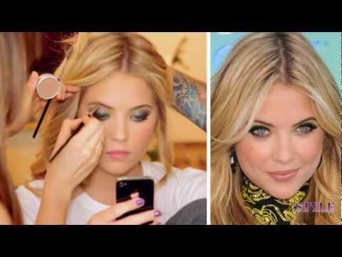 Style Confidential - Ashley Benson Teen Choice Awards 2011