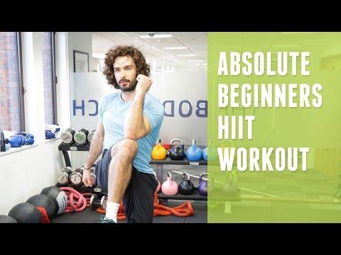Absolute Beginners Hiit Workout Body Coach Joe Wicks