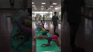 Sol học dance Sport