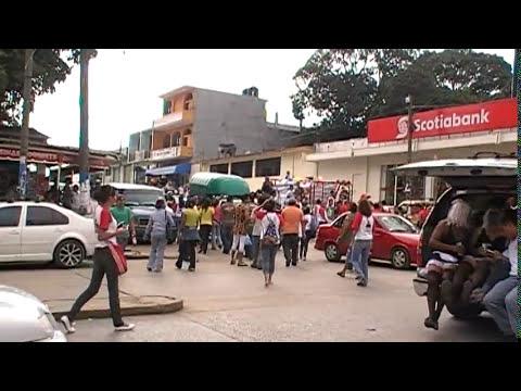 FESTEJOS FIN DE AÑO MATIAS ROMERO OAXACA 5 DESPIDIENDO EL AÑO VIEJO. COSTUMBRE Y TRADICION