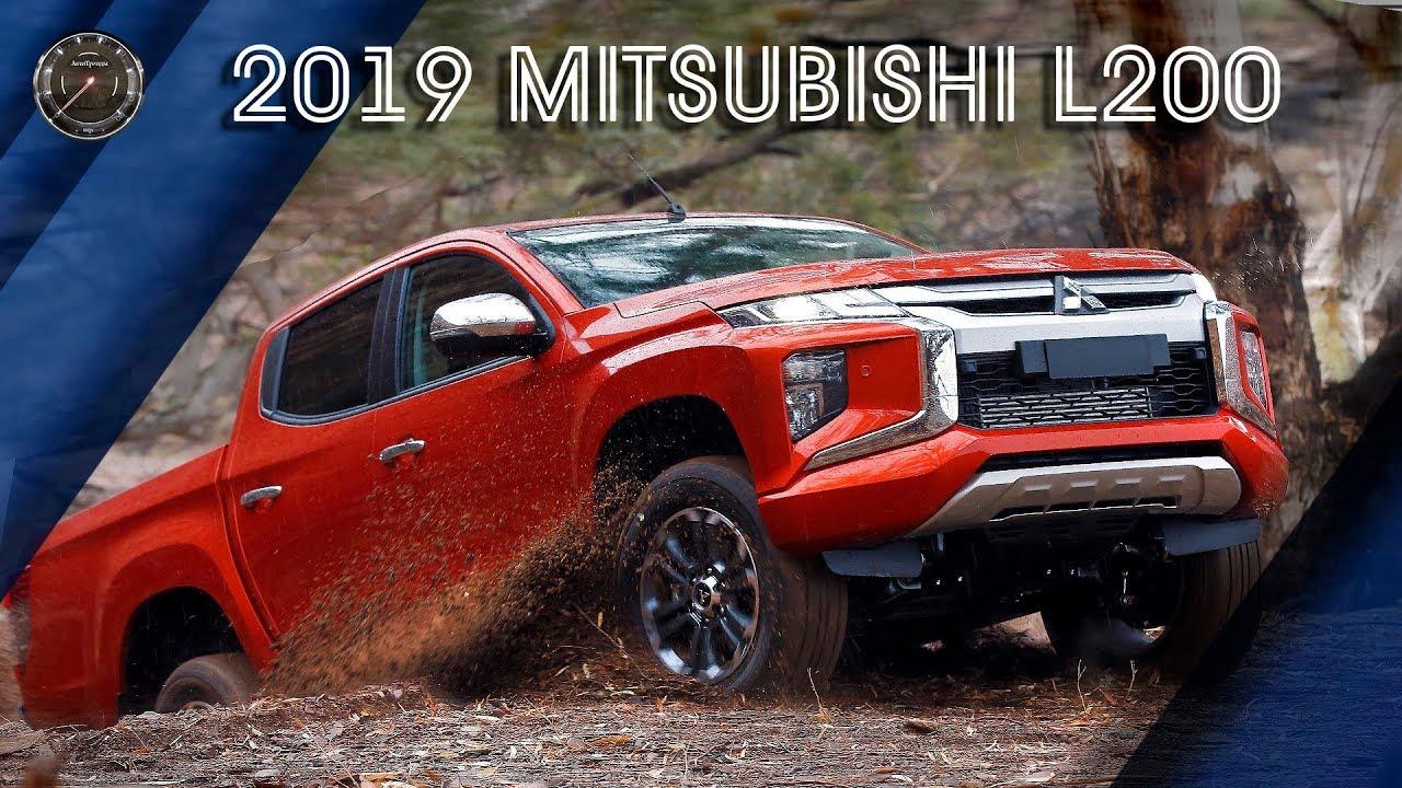 Новый Mitsubishi L200 2019 года - Дизайн Кузова и Салона