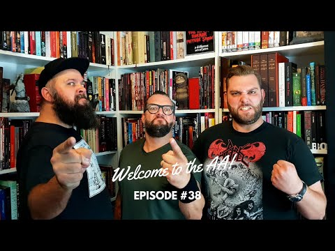 WELCOME TO THE AA EPISODE #38 GOE VUR IN DEN OTTO