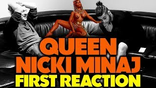 NICKI MINAJ - QUEEN REACTION/REVIEW (Jungle Beats)