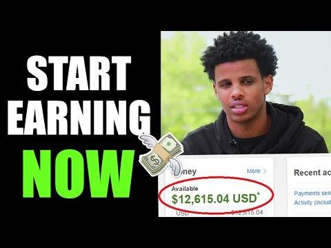 HOW TO MAKE MONEY ONLINE FAST! 7 LEGIT WAYS