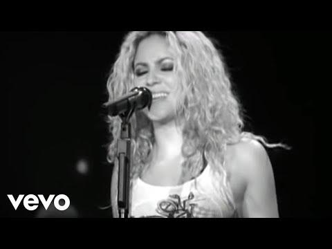 Shakira Back In Black music videos 2016