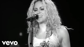 Shakira Back In Black From Live Off The Record