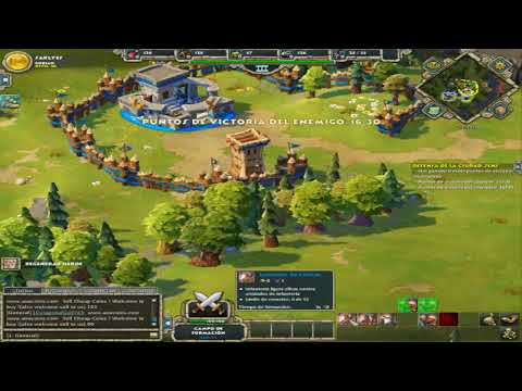 Age of Empires Online - Defensa de la ciudad: Sems