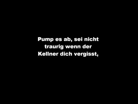 Torfrock - Pump ab das Bier (+ Lyrics)
